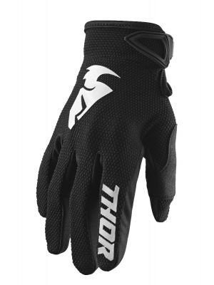 Sector Gloves - Black