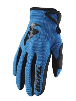 Sector Gloves - Blue