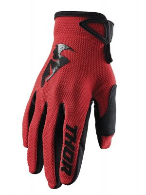 Sector Gloves - Red