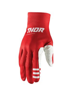 Agile Plus Gloves - Red