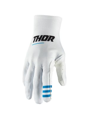 Agile Plus Gloves - White