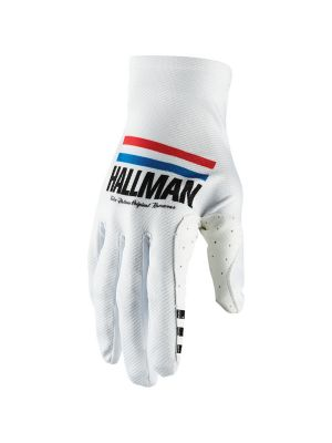 Hallman Mainstay Gloves - White