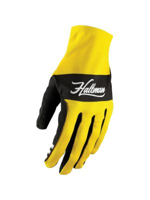 Hallman Mainstay Gloves - Yellow