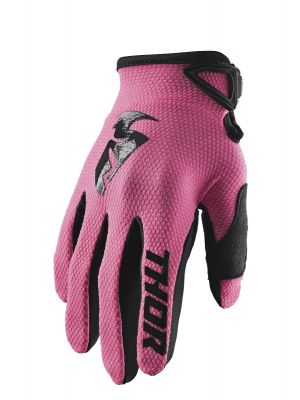 Sector Gloves - Pink