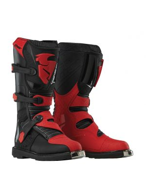 Thor Blitz CE Black / Red Boots