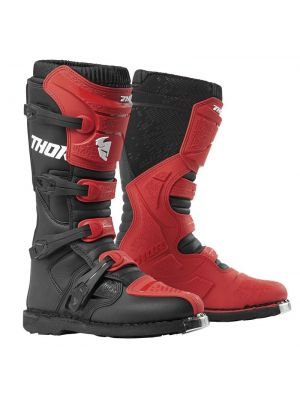 Thor Boot Blitz XP Red / Black