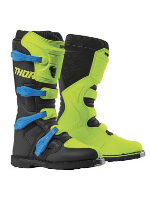Thor Boot Blitz XP Flo / Black
