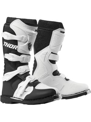 Thor Boot Blitz XP Black/White - Womens