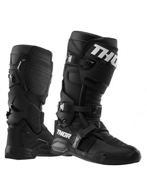 Thor Radial Boots Black