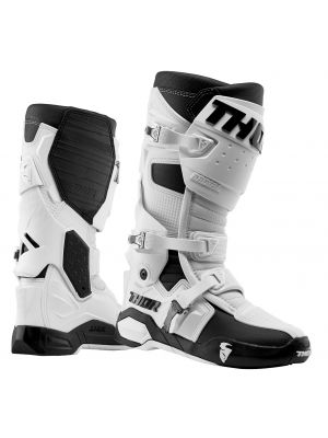 Thor Radial Boots - White
