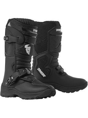Thor Mini Blitz XP Boots - Black