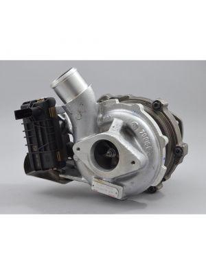 Garrett PowerMax GTB2256VK Turbo Upgrade - Ford Ranger / Mazda BT50 3.2TD PX1 MY11+