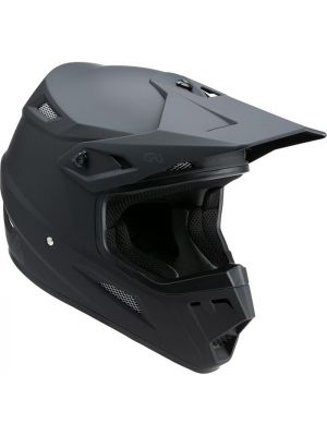 Answer 2022 AR-1 Helmet Youth Solid Matte Black