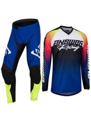 Answer 2022 Syncron Pants Prism Reflex Blue/Air Pink