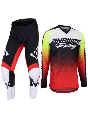 Answer 2022 Syncron Pants Prism Red/Hyper Acid