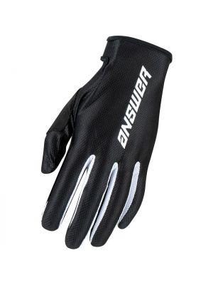 Answer 2022 Glove Ascent Black/White