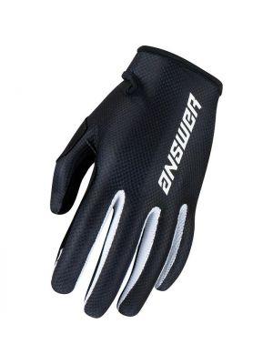 Answer 2022 Glove Ascent Women's Black/White