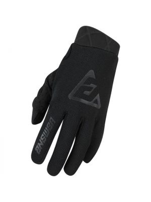 Answer 2022 Glove Peak Black/White