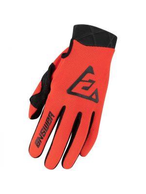 Answer 2022 Glove Peak Red/Black