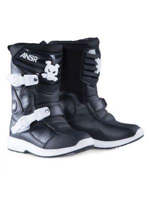 Answer PeeWee Boot Black/White