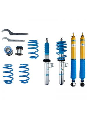 Bilstein B16 (PSS10) Front & Rear Performance Suspension System - Audi A3 MY15+ / VW Golf ALL
