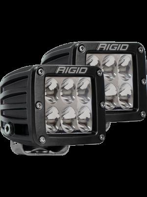 Rigid Industries D2 - Driving - Set of 2