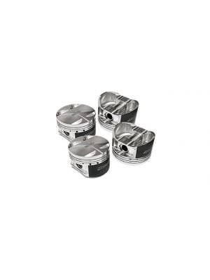 Manley Platinum Series Pistons 94mm 88mm +5mm Bore 9.5 CR Dish Type w/Rings - Mazda MZR - MPS