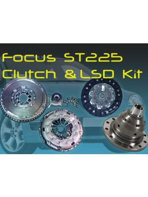Dreamscience RS MK2 Clutch and LSD Kit - Ford Focus XR5 ST225