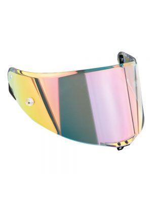 AGV Visor Scratch Resistant Race 3 MPLK Rainbow