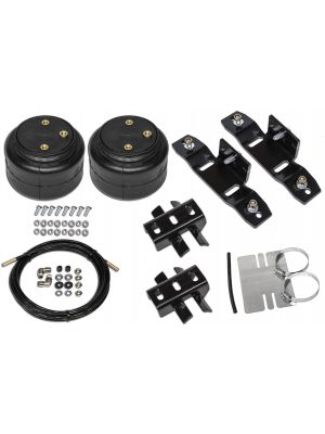Polyair Springs Bellows Standard Height Airbag Kit - Holden Colorado RC 2WD MY03-11