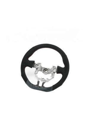 Prova D-Shaped Steering Wheel - Subaru WRX MY08-14 / STI MY08-14 / Liberty BL/BP / Forester SH