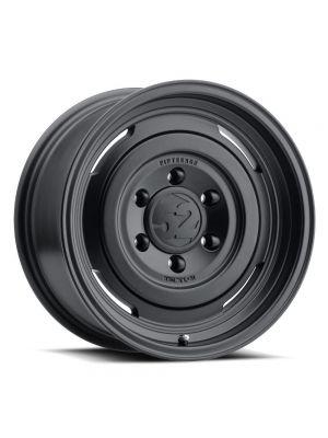 fifteen52 Analog HD 17x8.5 6x139.7 0mm ET 106.2mm Center Bore Asphalt Black Wheels - Set of 4