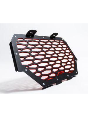 Agency Power Premium Grill Red Polaris RZR 1000 14-18 | RZR XP Turbo 16