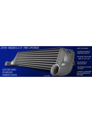 CorkSport Front Mount Intercooler Upgrade for MY18+ Mazda 6, CX-5, CX-9