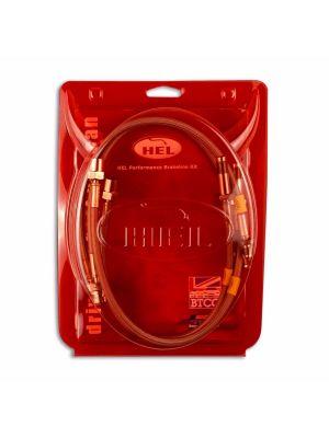HEL Performance Braided Clutch Line- Master Cylinder to Slave Cylinder - Honda Civic EK MY96-00 / Integra DC2 MY96-00