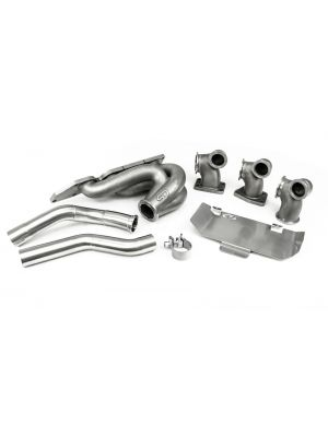 CorkSport Exhaust Manifold - Mazda MPS