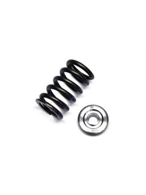 Brian Crower Single Spring & Titanium Retainer Kit Mitsubishi EVO 4G63