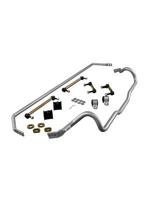 Whiteline Front and Rear Sway Bar Vehicle Kit - Ford Focus RS Mk3