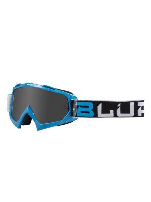 BLUR B-10 Goggles Black/White/Blue