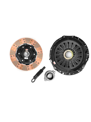 Competition Clutch Stage 3 Segmented Ceramic Clutch Kit - Mitsubishi EVO X MY08-16