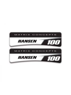 Matrix M50 Mechanic Caddy Custom ID Graphics - Evo