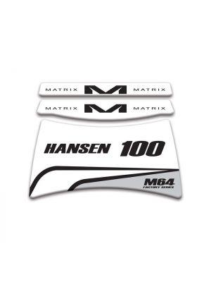 Matrix M64 Stand Custom ID Graphics - Factory