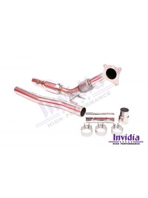 Invidia Down Pipe - Volkswagen Golf Mk5 GTI With 3