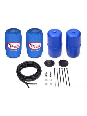 Air Suspension Helper Kit for Coil Springs High Pressure- Standard Height - TOYOTA HILUX SURF 4-Runner & Surf N210 & N280 MY02-20
