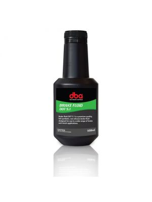 DBA Dot 5.1 Brake Fluid 500ml