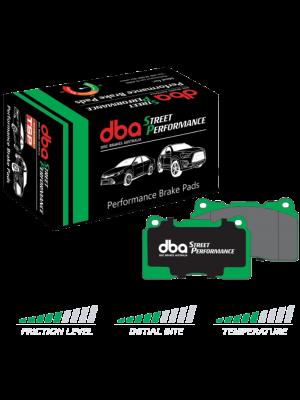 DBA SP Performance Brake Pads - Front - Toyota Hilux / 4 Runner / Landcruiser, Prado