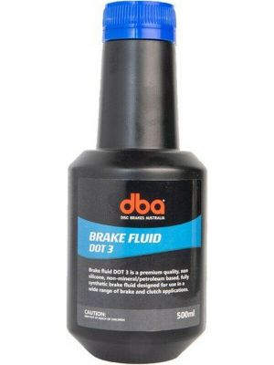 DBA Dot 3 Brake Fluid 500ml