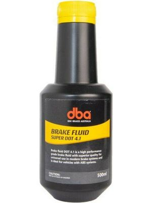DBA Dot 4.1 Brake Fluid 500ml