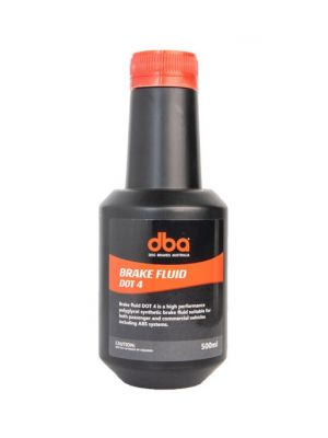 DBA Dot 4 Brake Fluid 500ml