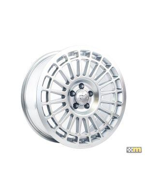 mountune fifteen52 Deltona 18x8.5 5x108 ET42 - Silver